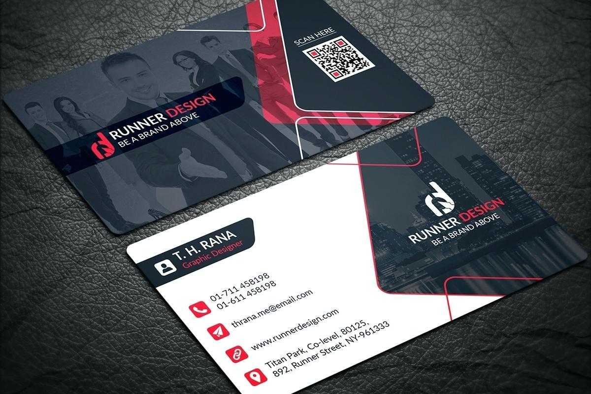 Visiting Card Design Template Free Download – Bestawnings Throughout Visiting Card Template Psd Free Download